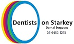 Logo Dentists on Starkey