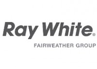 Ray White Fairweather Group Logo - Sponsor Platine