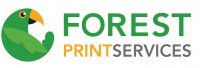 Foest Print Services Logo - Gold Partner