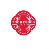 Four Frogs Crêperie Logo - Gold Partner